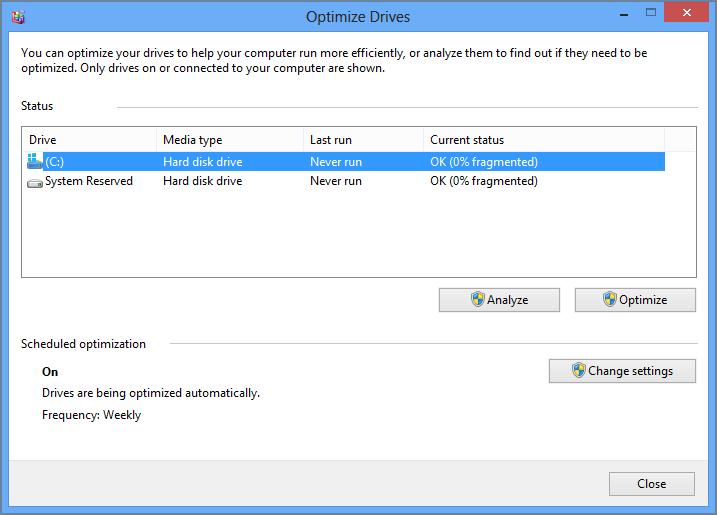 computer-disk-defragmentation